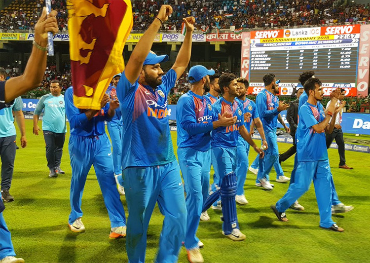 Tentative schedule of India tour of Sri Lanka announced