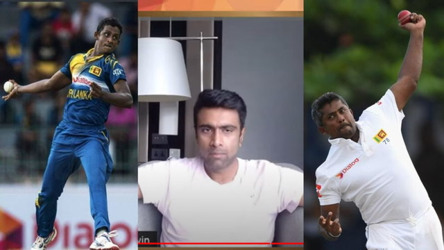 Carrom Ball: Herath 1st bowled in '99. Mendis Pioneered it. Ashwin reveals why Mendis fell away.