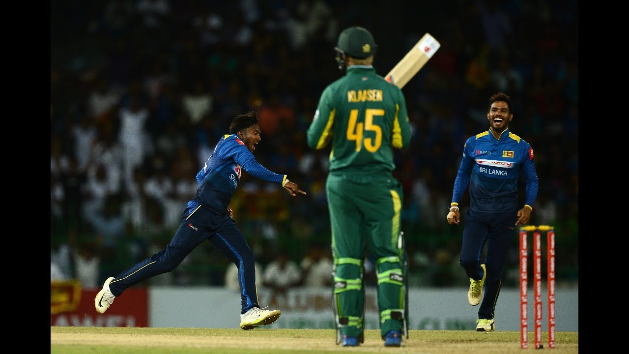 Next mission for SL: South Africa at home