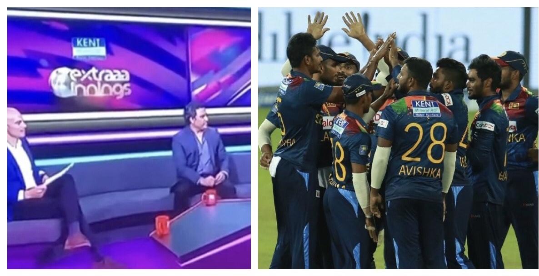 This is a special win for Sri Lanka: Sanjay Manjreka