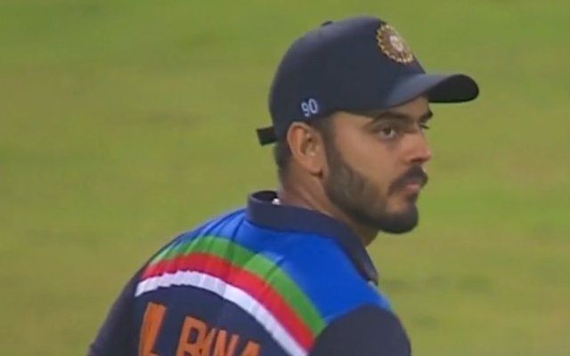 Indian Cricketer posts emotional note amid criticism over failure in Sri Lanka