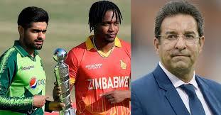'Want to Meet the Genius Organising Tours of Zimbabwe' – Wasim Akram Slams Pakistan Scheduling